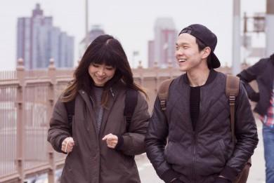 couple asiatique New-York AD